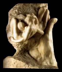 La Main de Dieu (The Hand of God) by Auguste Rodin,1902