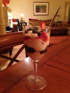 Valentine dessert 2013.
